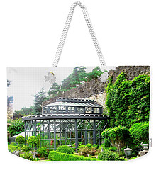 The Greenhouse At Glenveagh Castle Weekender Tote Bag