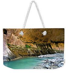 The Grotto Weekender Tote Bag