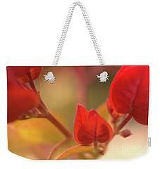 The Growing Up Pretty Weekender Tote Bag