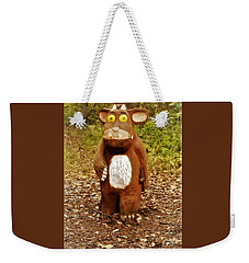 The Gruffalo Weekender Tote Bag by John Williams