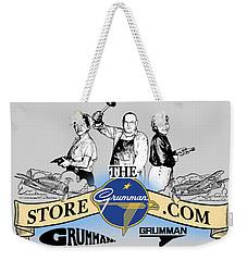 The Grumman Store Weekender Tote Bag