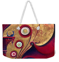The Guardian Of Changes The Destiny Weekender Tote Bag