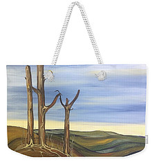 The Guardians Weekender Tote Bag by Pat Purdy