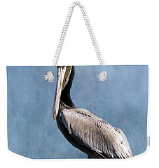 The Guest Speaker Weekender Tote Bag