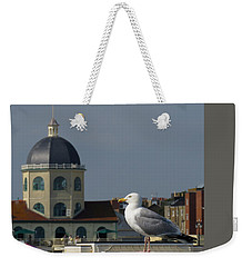 The Gull And The Dome 2 Weekender Tote Bag by John Topman