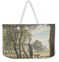 The Gunpowder Magazine, Hyde Park Weekender Tote Bag by Paul Sandby