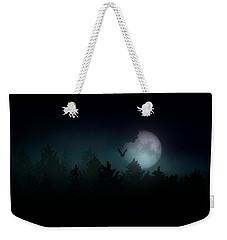 The Hallowed Moon Weekender Tote Bag