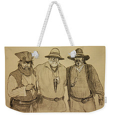 The Halloweeners Weekender Tote Bag