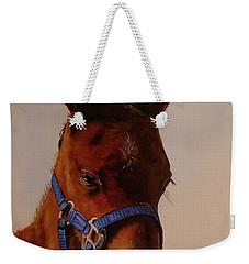 The Halter Weekender Tote Bag