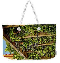 The Hanging Grapes Weekender Tote Bag