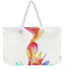 The Happy Fox  Weekender Tote Bag