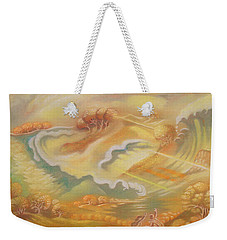 The Happy Tsunami Weekender Tote Bag