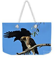 The Harasser Weekender Tote Bag