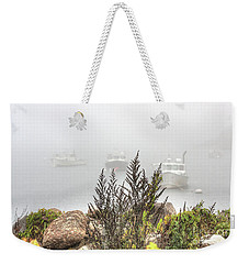 The Harbor Weekender Tote Bag