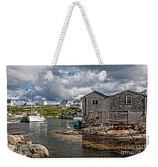 The Harbour Weekender Tote Bag