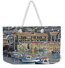 The Harbour Inn Porthleven Weekender Tote Bag