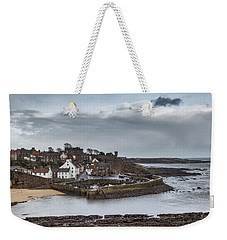 The Harbour Of Crail Weekender Tote Bag
