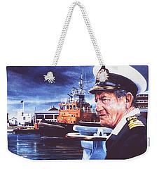 The Harbourmaster Weekender Tote Bag
