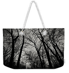 The Haunt Of Winter Weekender Tote Bag