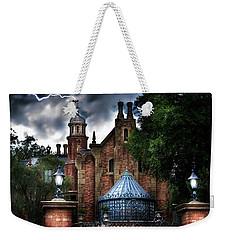 The Haunted Mansion Weekender Tote Bag