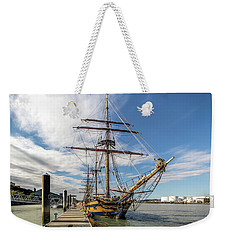 The Hawaiian  Cheiftain Weekender Tote Bag