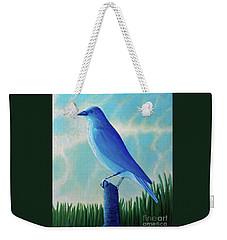 The Healing Light Weekender Tote Bag