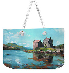 The Heart Castle Weekender Tote Bag