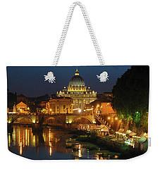 Eternal Sound Of Rome Weekender Tote Bag