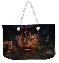 The Heart Of The City Weekender Tote Bag