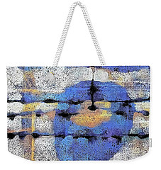 The Heart Of The Matter Weekender Tote Bag by Maria Huntley