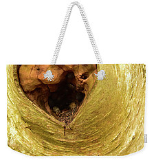 The Heart Of The Tree Weekender Tote Bag