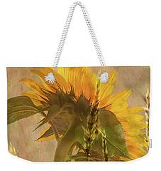 The Heat Of Summer Weekender Tote Bag