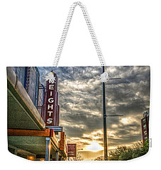 The Heights At Morning Light Weekender Tote Bag