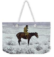 The Herd Boy Weekender Tote Bag