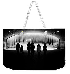 The Here And Now Weekender Tote Bag