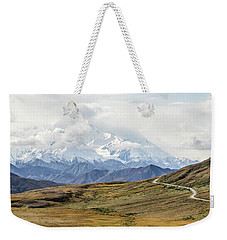 The High One - Denali Weekender Tote Bag