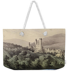 The Highland Home, Balmoral Castle Weekender Tote Bag