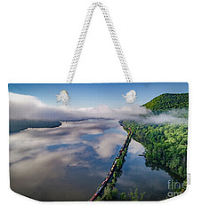 The Highlands Looking South Weekender Tote Bag