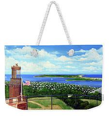 The Highlands Sandy Hook Nj Weekender Tote Bag