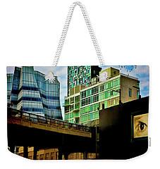 The Highline Nyc Weekender Tote Bag
