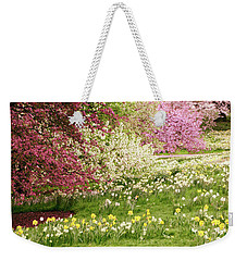 Weekender Tote Bag featuring the photograph The Hills Are Alive by Jessica Jenney