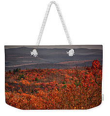 The Hills To High Point Weekender Tote Bag by Raymond Salani III