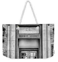 Weekender Tote Bag featuring the photograph The Hippodrome  by Howard Salmon