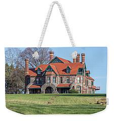 The Historic Eustis Estate In Milton Massachusetts Weekender Tote Bag