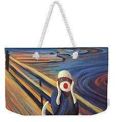 The Holler Weekender Tote Bag by Randy Burns