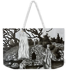 The Holy Well Weekender Tote Bag