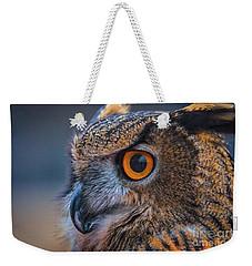 The Hooter Weekender Tote Bag