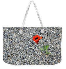 The Hopeful Poppy Weekender Tote Bag