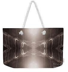 The Hourglass Weekender Tote Bag