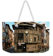 The House Of The Old Albi Weekender Tote Bag by RicardMN Photography
